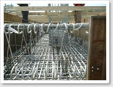 Rebar for Interchange 17